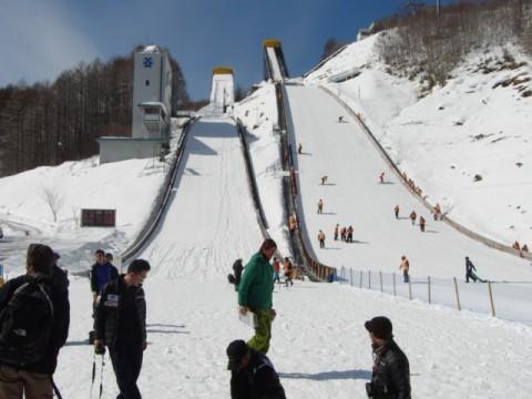 第23回全国高校選抜スキー大会 ...